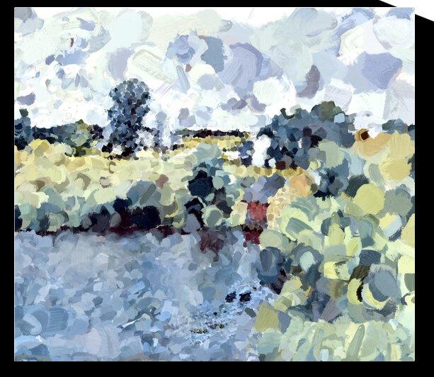 Winterthur Landscape by Sarah Butcher