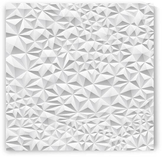 van origamic pyramid white by Van Guard Design