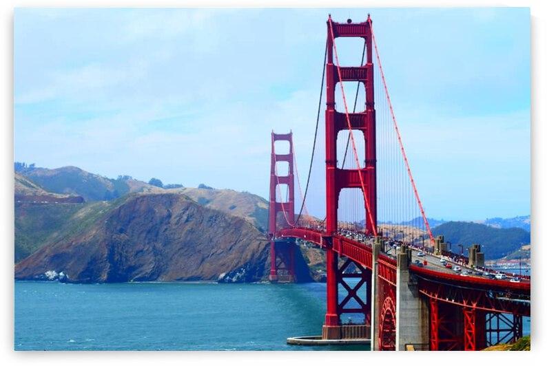 Golden Gate by Desirae Blackmore