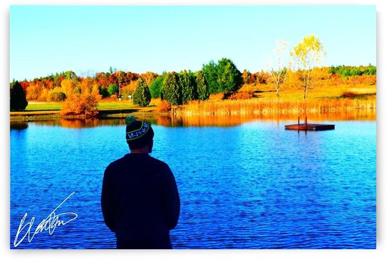 Lake 1 by Desirae Blackmore