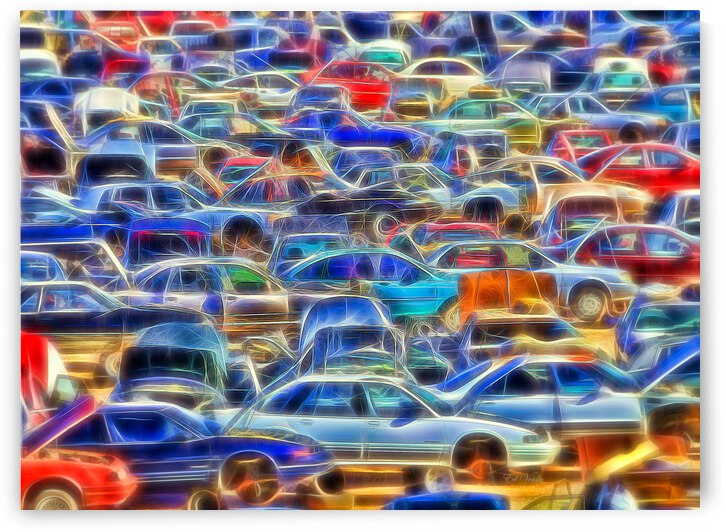CERTIFIED USED CARS - ABSTRACT by Digicam