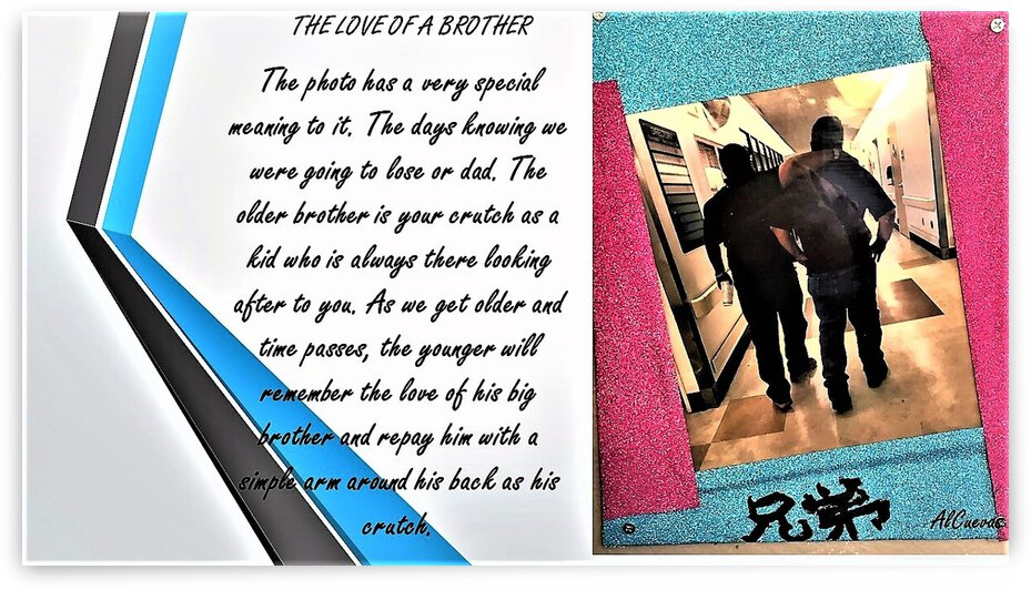 21.THE LOVE OF A BROTHER  3  by AlCuevas