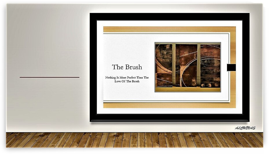 3.THE BRUSH  2  by AlCuevas
