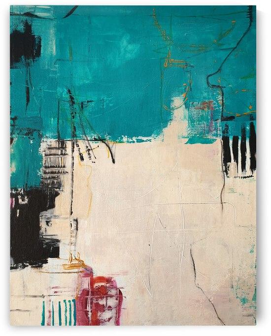 The horizon line 1 by Iulia Paun ART Gallery