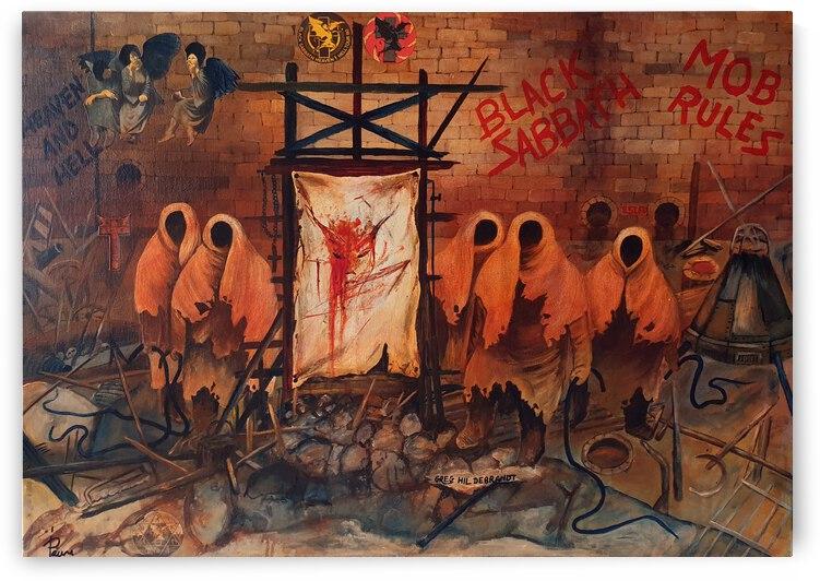 Mob Rules by Iulia Paun ART Gallery