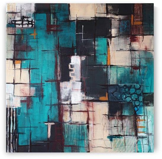 Connecting 1 by Iulia Paun ART Gallery