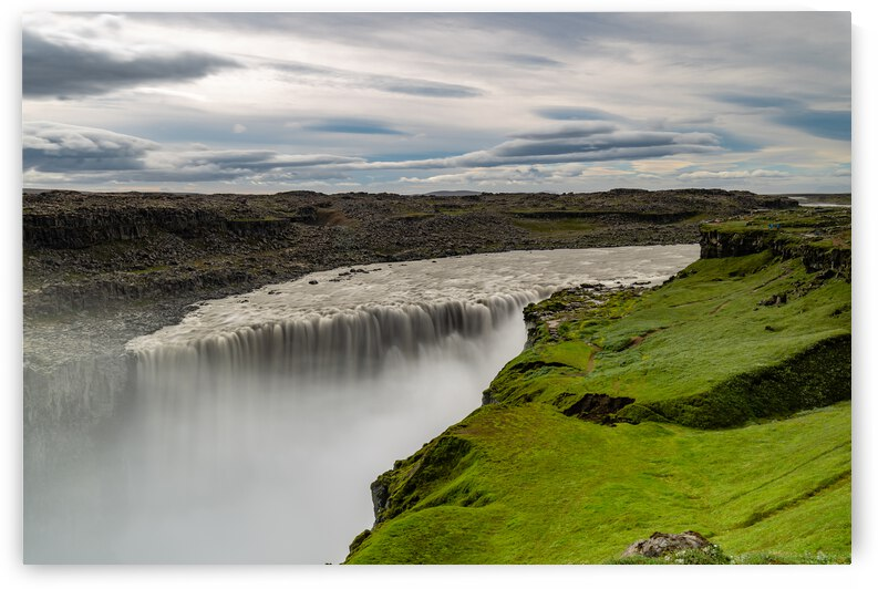 The Great and Powerful Dettifoss by Sebastien Charron @pictaseb
