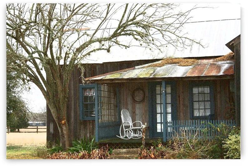 Round Top Schoolhouse  by Ellen Barron O-Reilly
