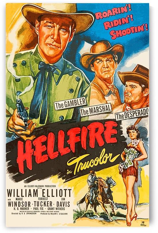 Hellfire by vintagesupreme