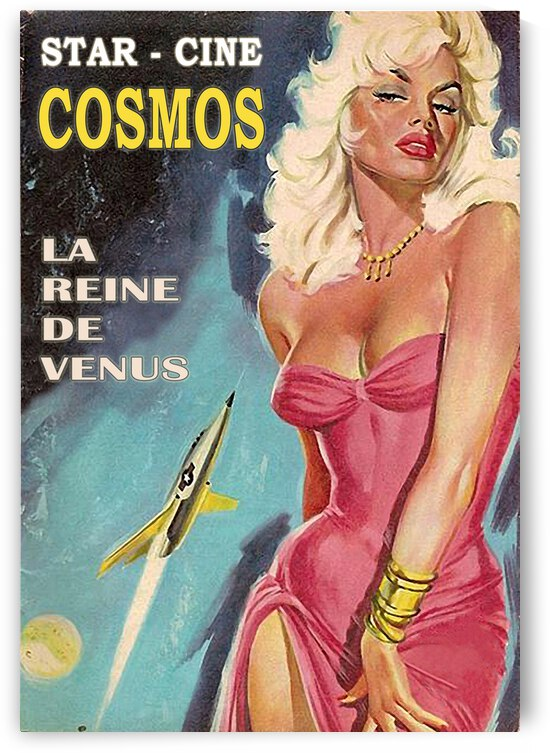 Cosmos Girl by vintagesupreme