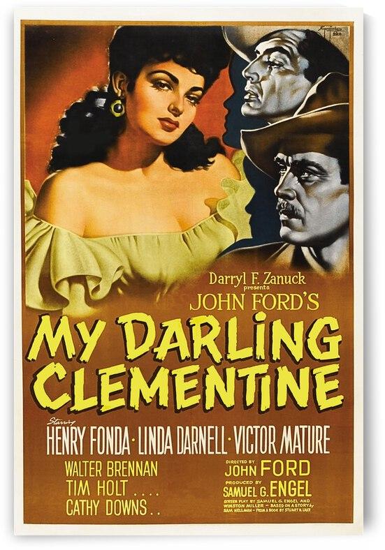 My Darling Clementine by vintagesupreme