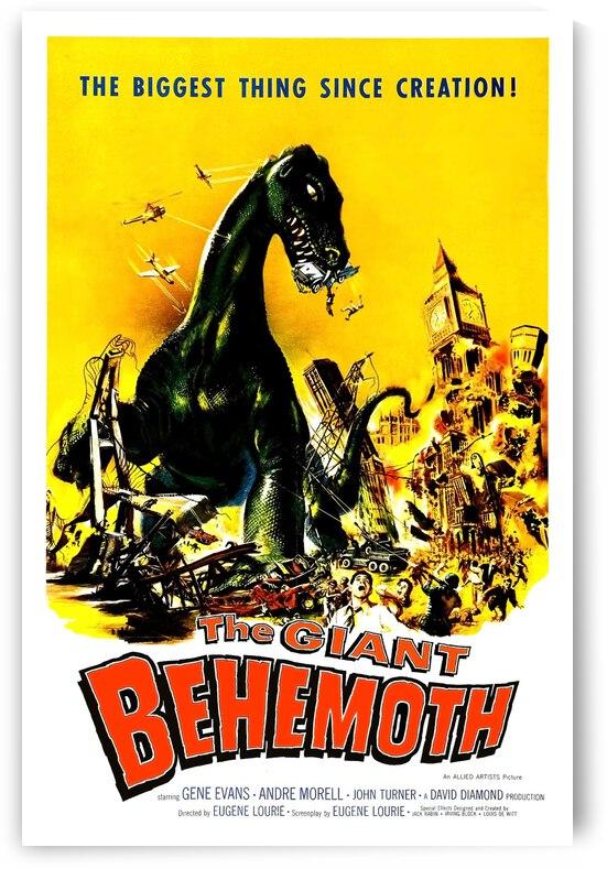 The Giant Behemoth by vintagesupreme