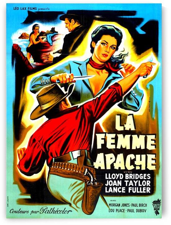 Apache Girl by vintagesupreme