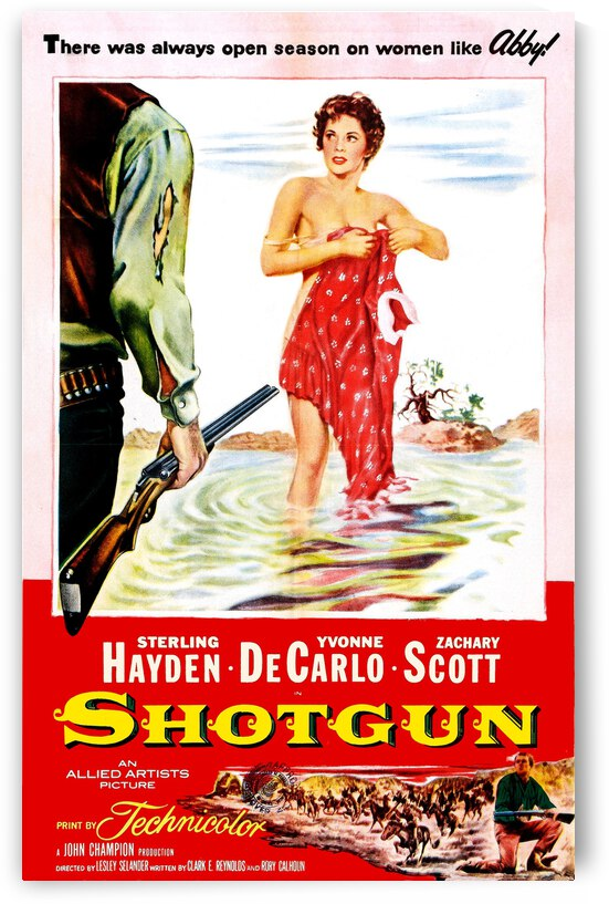 Shotgun by vintagesupreme