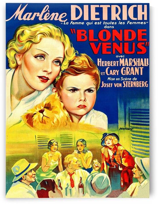 Blonde Venus by vintagesupreme