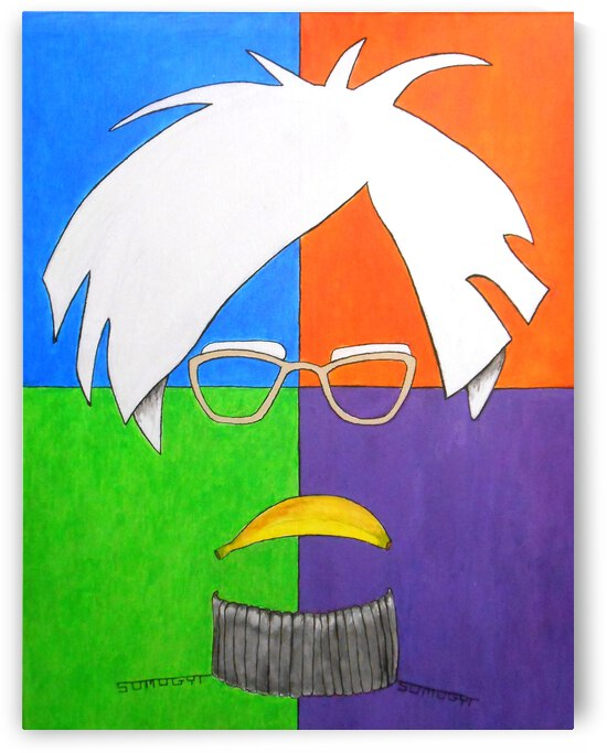Warhol by Jayne Somogy