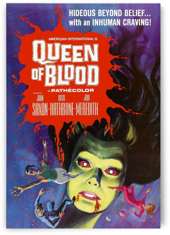 Queen of Blood by vintagesupreme