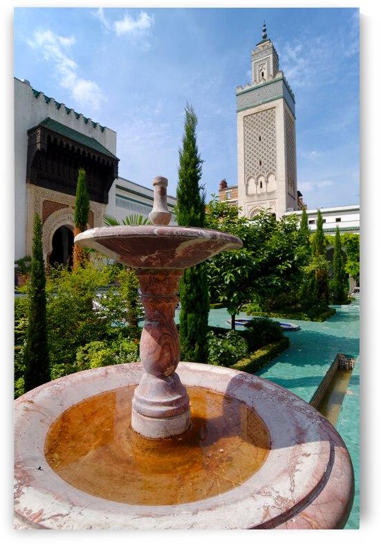 Grand Mosque by Hassan Bensliman