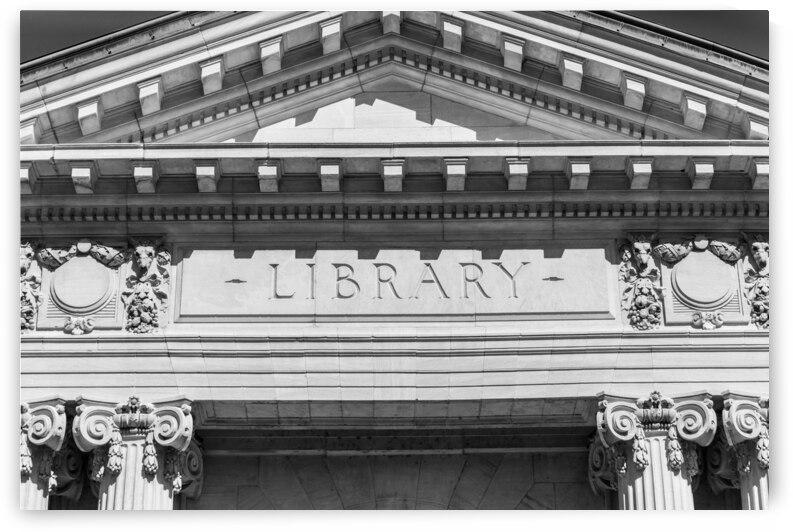 Historic Louisville Public Library - Kentucky by Gary Whitton