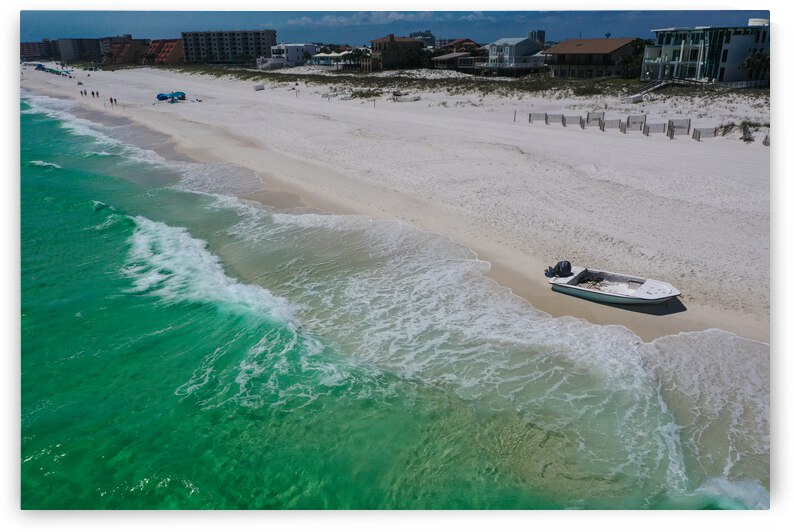 Beached by Destin30A Drone