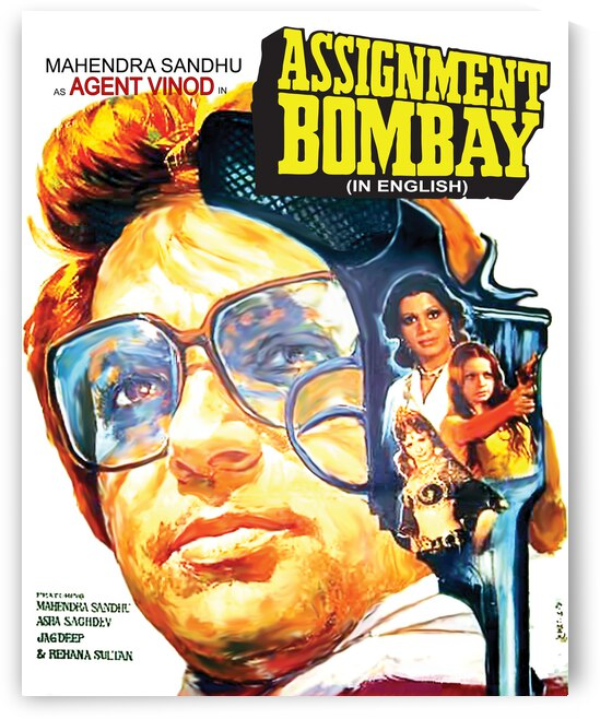 Assignment Bombay by vintagesupreme