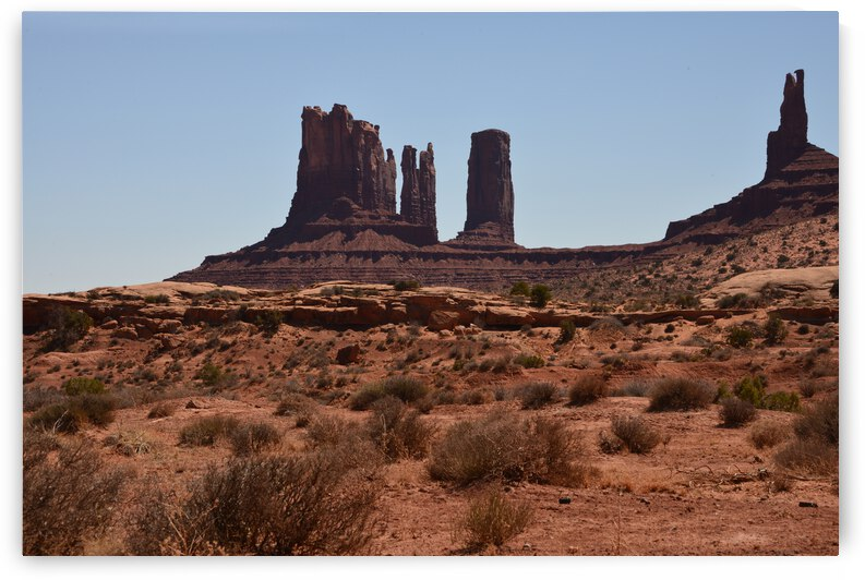 Picturesque Southwest Landscape by PieLar Inspirations
