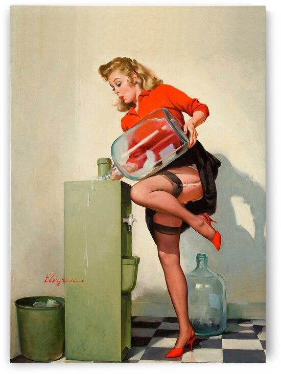 Wet Girl by vintagesupreme