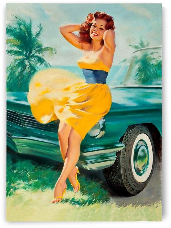 Enjoy the Summer Wind by vintagesupreme