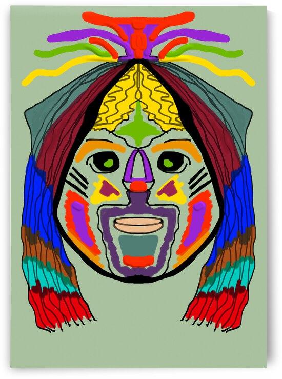 Ancestor by A Herrera