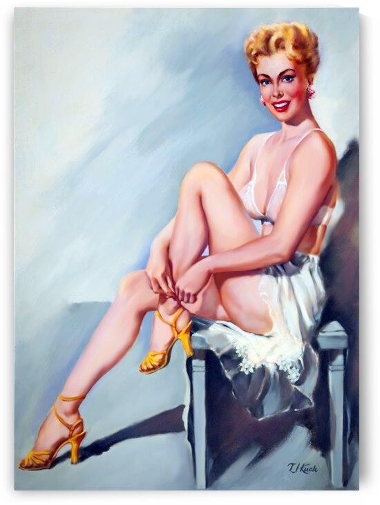 Ballerina Dancer by vintagesupreme
