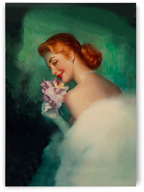 Shy Bride by vintagesupreme