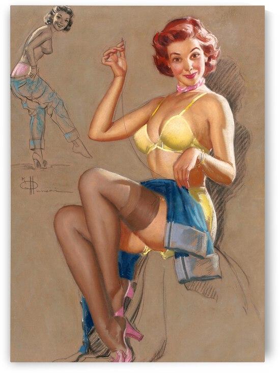 Sewing Pants by vintagesupreme