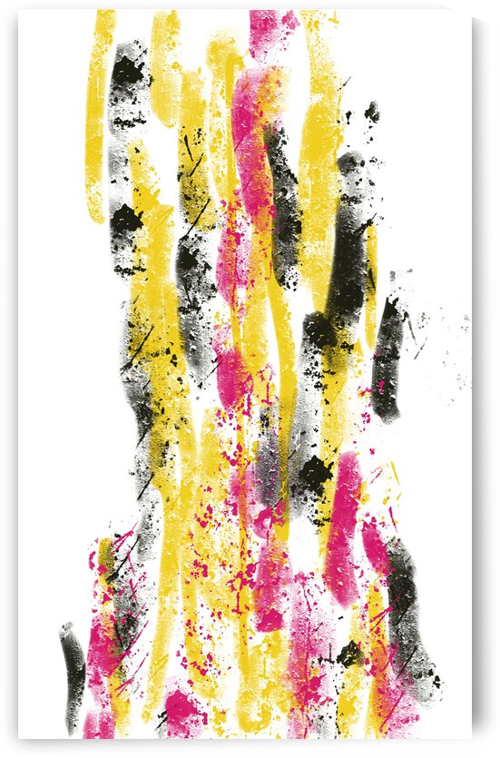 ABSTRACT PAINTING 46 by ABSTRACT PAIINTER