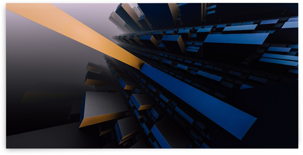 Gotamaz city  by Jean-Francois Dupuis