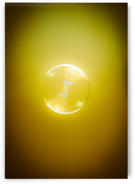 Bubble -Yellow by Julian Lynch