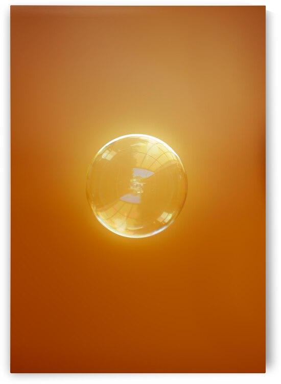 Bubble - Orange by Julian Lynch