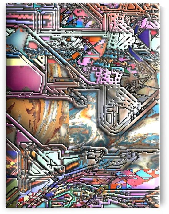 Kandagirten by Helmut Licht