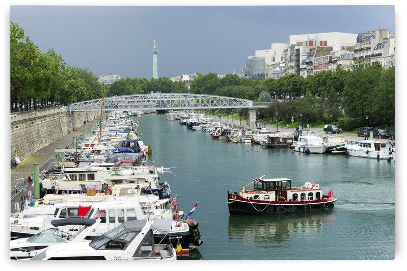 Arsenal harbor by Hassan Bensliman