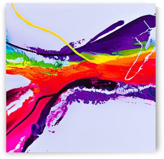 Abstract Art Britto   QB298b by SIDINEI BRITO
