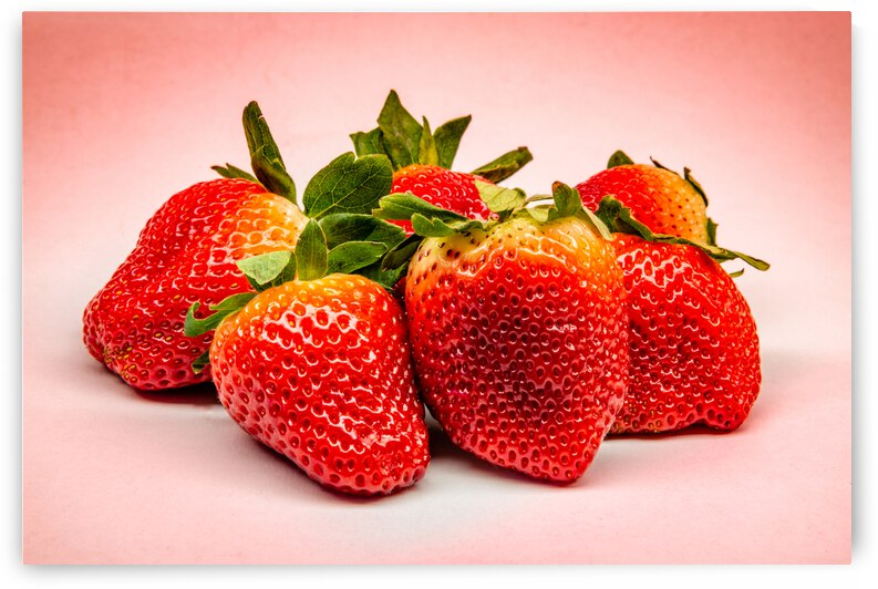 So sweet Strawberries by PitoFotos