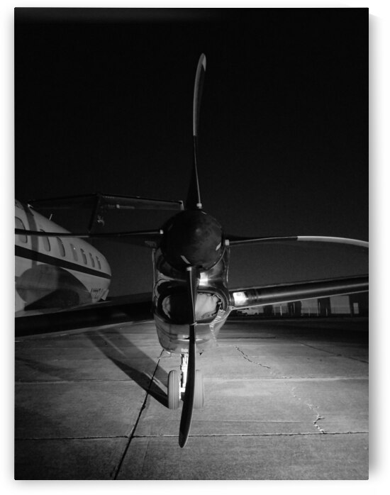 Turbo Prop by Cindy Rogers