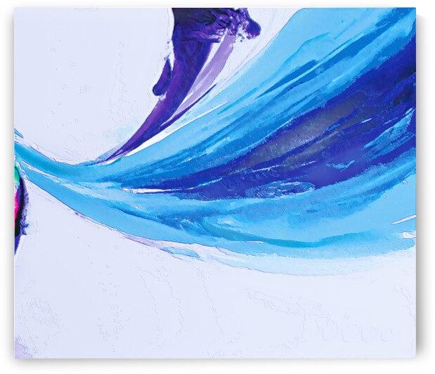 Abstract art britto QB297b by SIDINEI BRITO