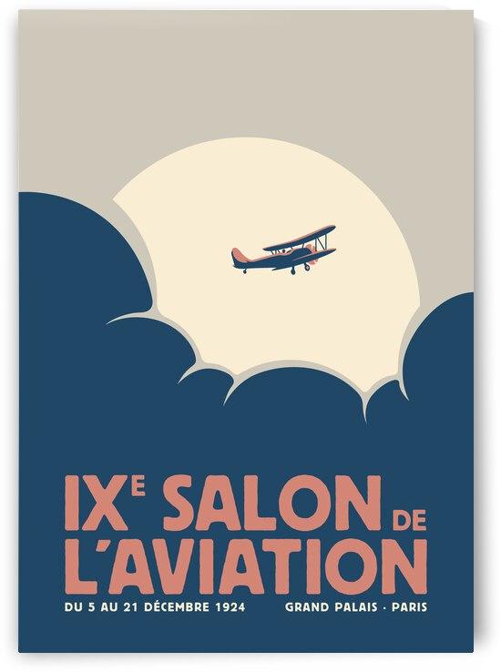 Salon de laviation Pale by Rene Hamann