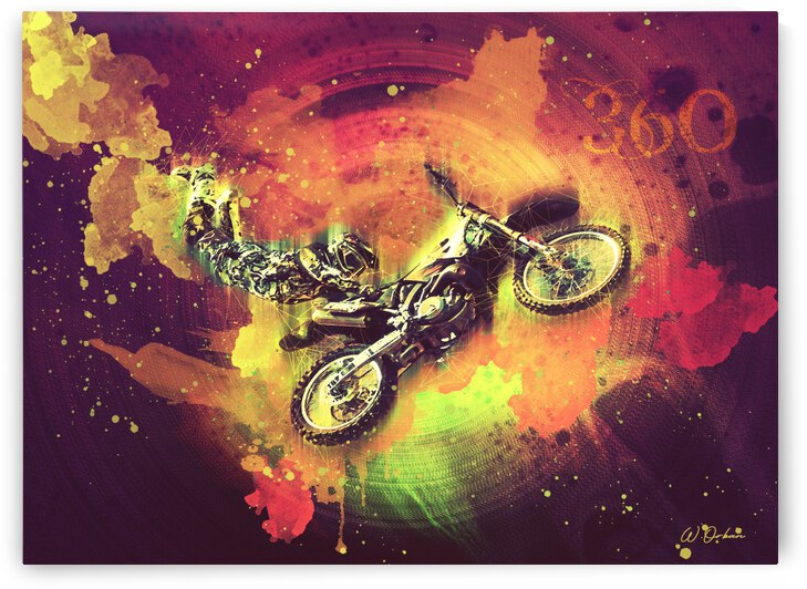 360 motorcross by Orban Collection
