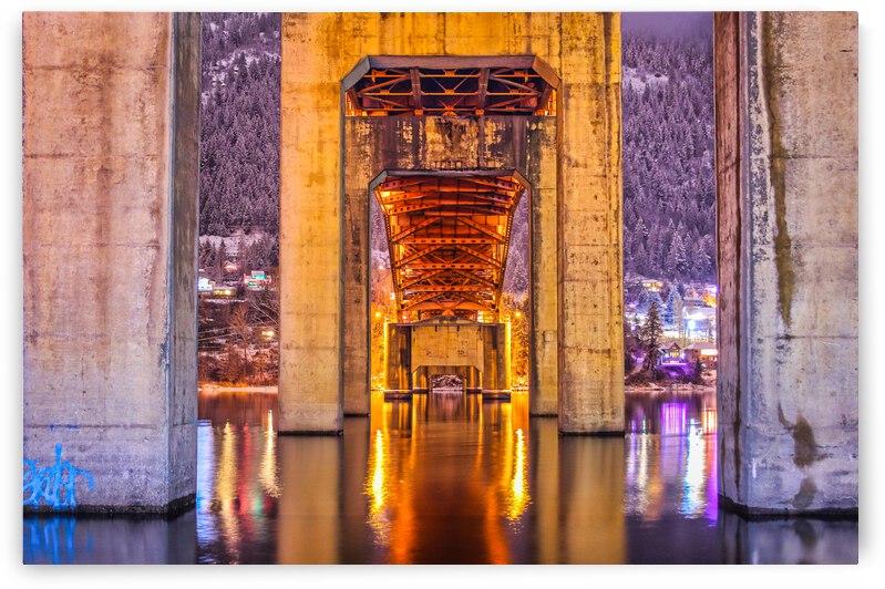 Under Bridge Nelson BC - B.O.B by Stephan Malette