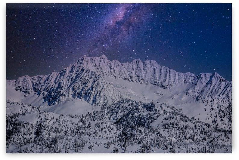 Kokanee Glacier-Baldface Lodge by Stephan Malette