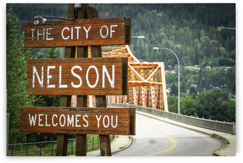Welcome to Nelson by Stephan Malette
