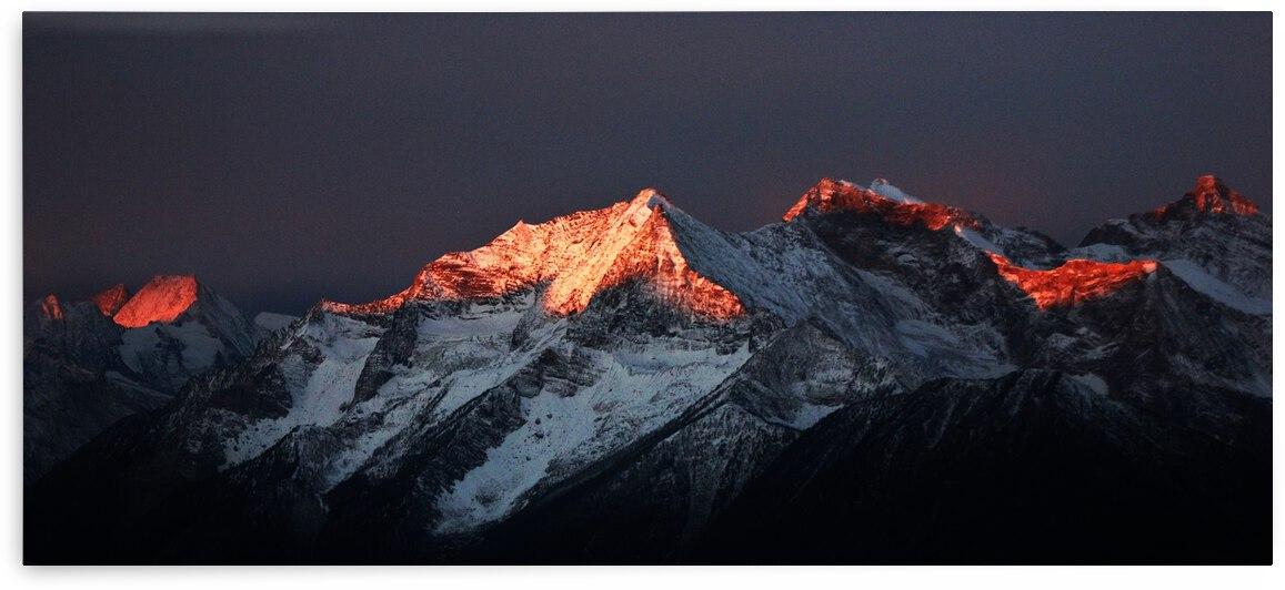 Monument Mountain Sunrise by Stephan Malette