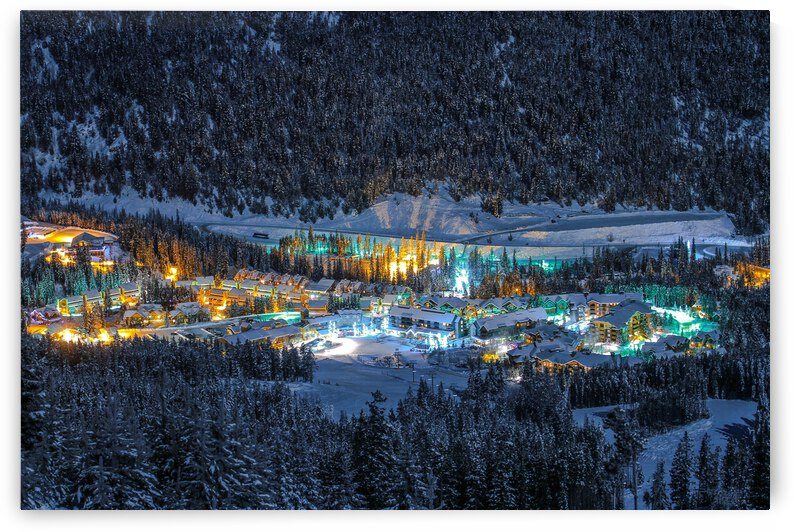Panorama Mountain Resort by Stephan Malette