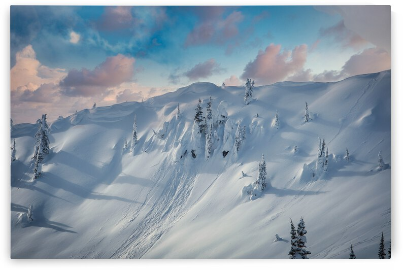Perfect Mountains - Baldface Lodge by Stephan Malette